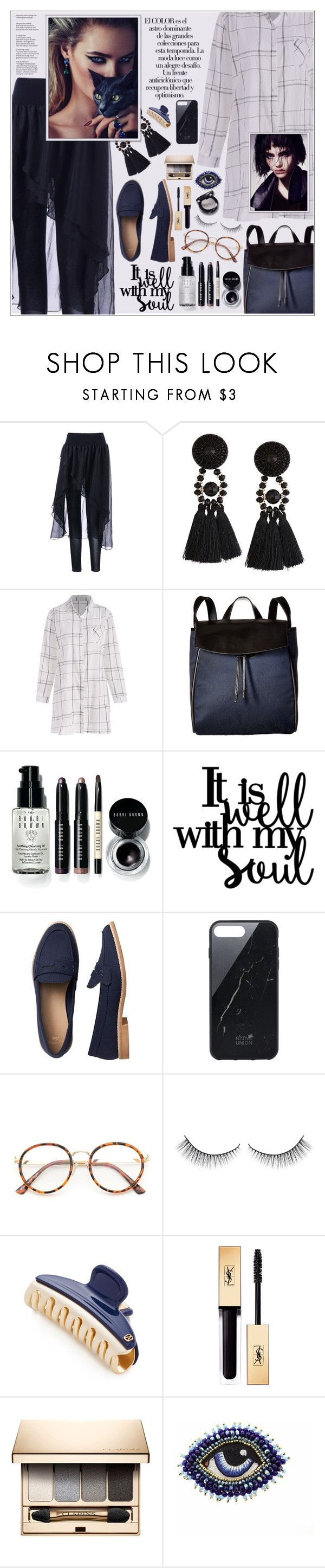 """♥ Last Minute Outfit ♥"" by av-anul ❤ liked on Polyvore featuring JuJu, Skagen, Bobbi Brown Cosmetics, Gap, Native Union, Alexandre de Paris, Clarins and Christina Choi Cosmetics"