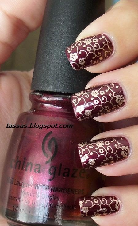 103 best Nails-Stamping & Plates images on Pinterest   Nail stamping ...