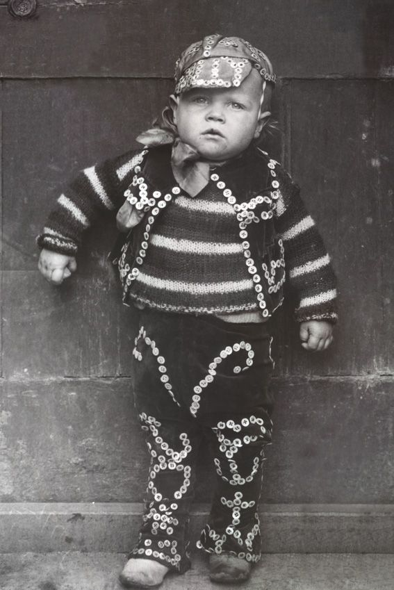 Pearly Queen Boy. The story of the Pearly Kings and Queens of London, very interesting