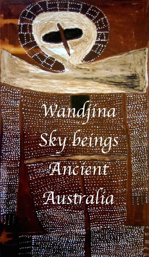 Pin On Wandjina Paintings