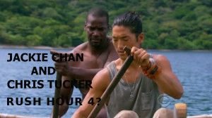 Rush Hour meets Survivor Cagayan