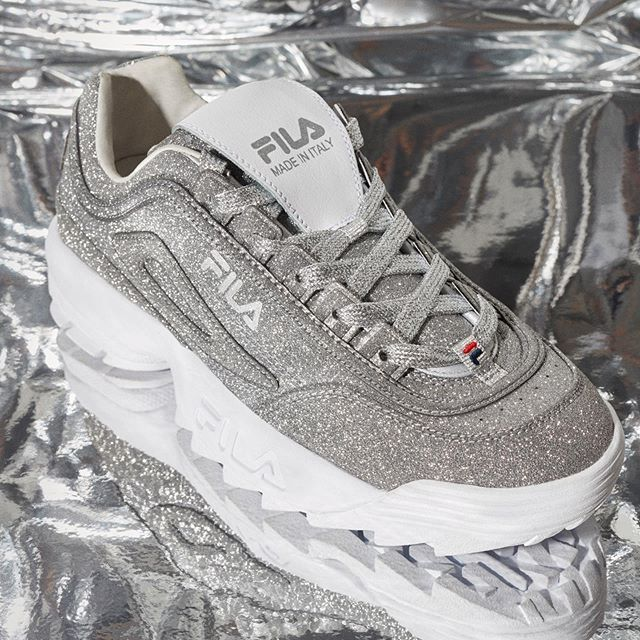limited edition fila disruptor cheap online