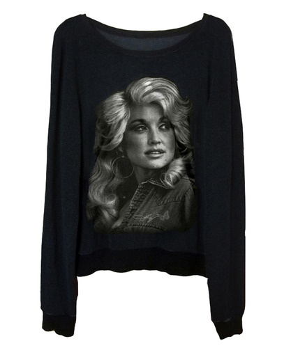 dolly parton loose sweater - I need this BADLY!!!
