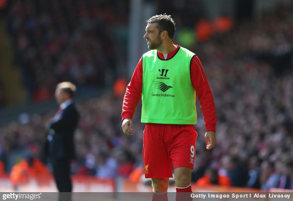 Former Liverpool striker Rickie Lambert admits he lost his love for football after securing his dream move to Anfield in 2014