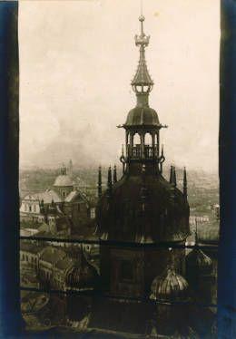 Wawel Katedra :: Jan Bulhak Collection :: Digital Collections :: University at Buffalo Libraries