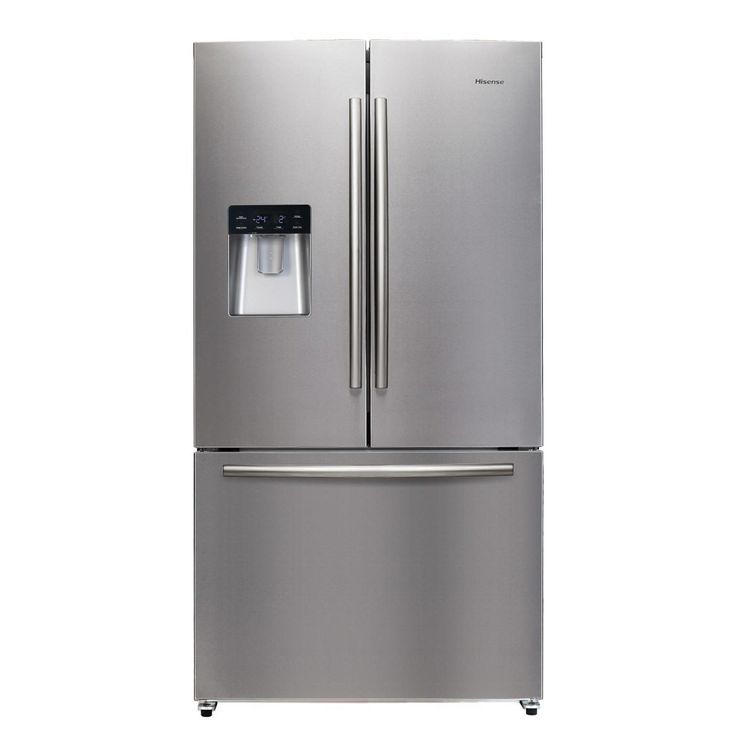 HISENSE 720l French Door Fridge\Freezer with Water Dispenser - Lowest Prices & Specials Online | Makro