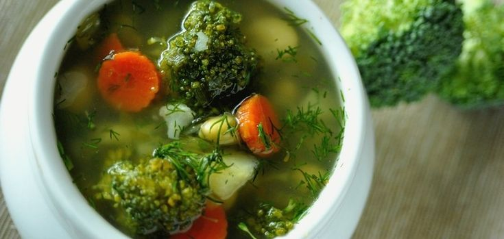 ZUPA BROKUŁOWA #zupa #brokuł #zupabrokułowa #obiad #pycha #mniam