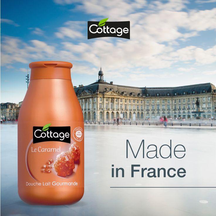 Tous les produits Cottage sont créés près de Bordeaux, dans une PME girondine ! 