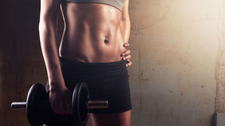 A dumbbell workout to tone all of your trouble zones   Fox News