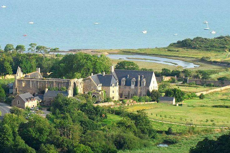 Abbaye Maritime de Beauport - Paimpol, Côtes-d'Armor - Bretagne