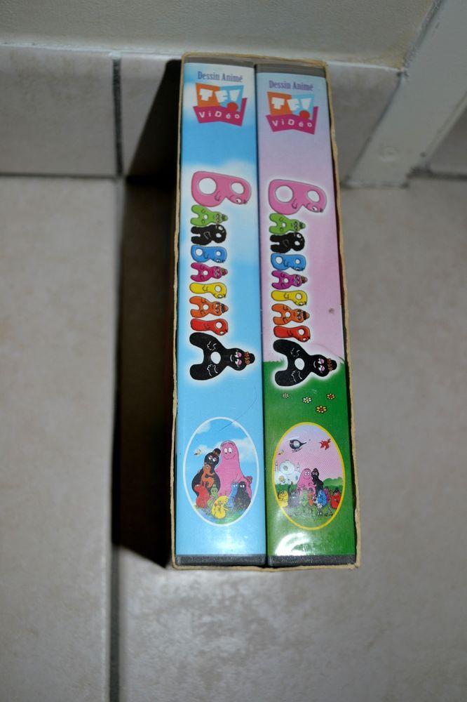 VHS DESSIN ANIME BARBAPAPA VINTAGE COLLECTION COLLECTIONNEUR