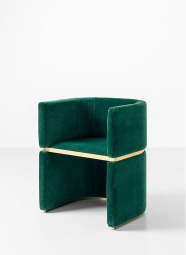 Fauteuil  via Goodmoods  Check out WTF IS FASHION featuring my thoughts, inspirations & personal style -> http://www.wtfisfashion.com/