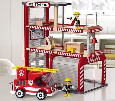 Fire Station #pbkids