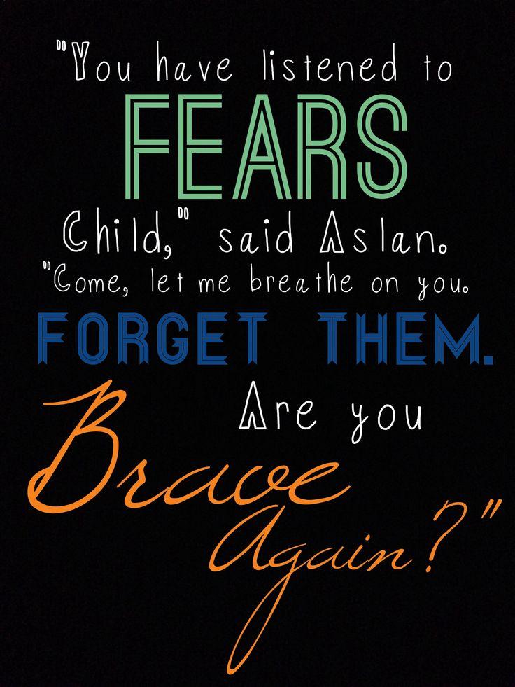 Favorite Prince Caspian quote