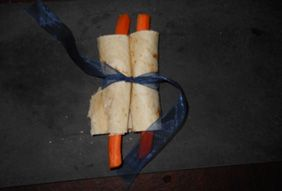 Simchat Torah Edible Craft - Kveller, Jewish Family & Children