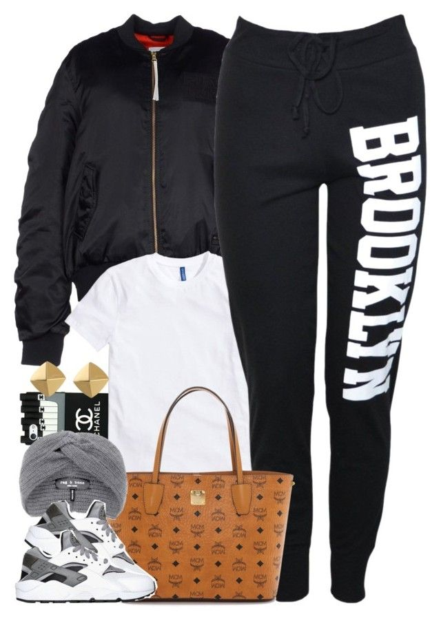 """""""Untitled #1491"""" by power-beauty ❤ liked on Polyvore featuring adidas Originals, MCM, rag & bone, Vince Camuto and NIKE"""