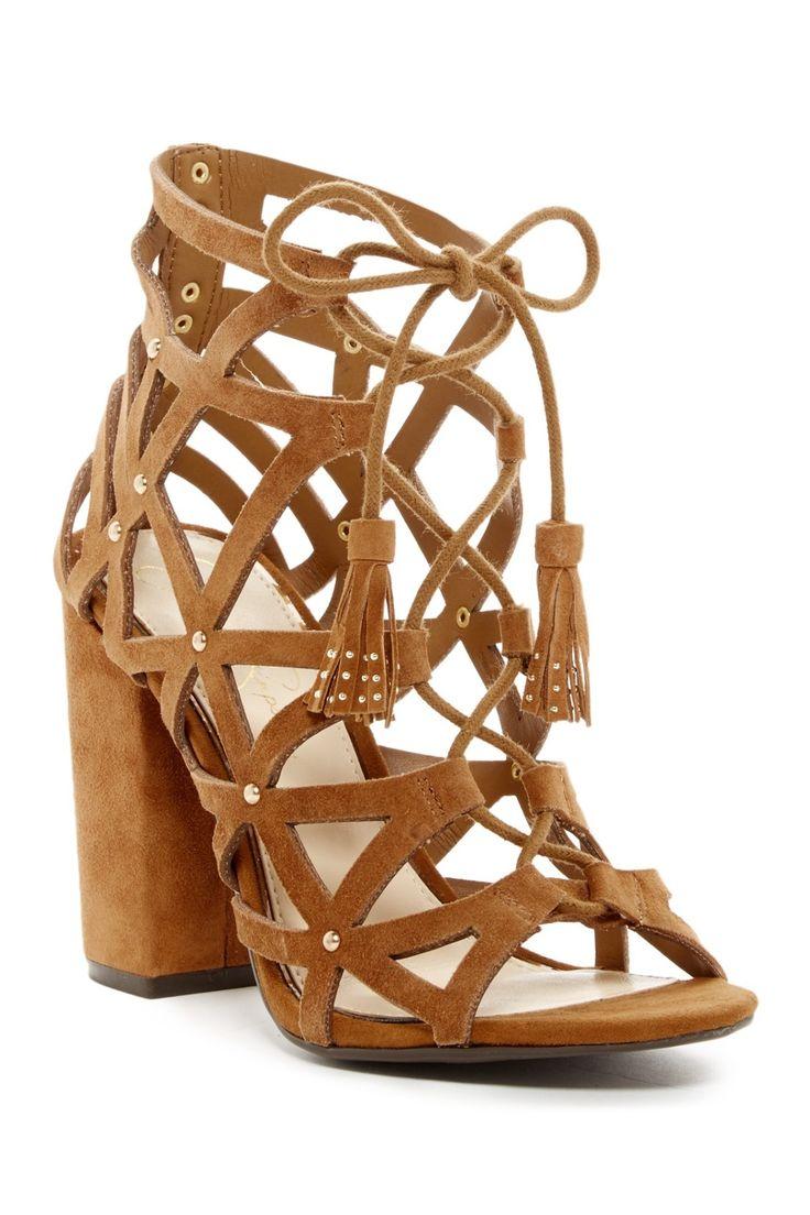 Love these Jessica Simpson Kariba Cutout Sandals