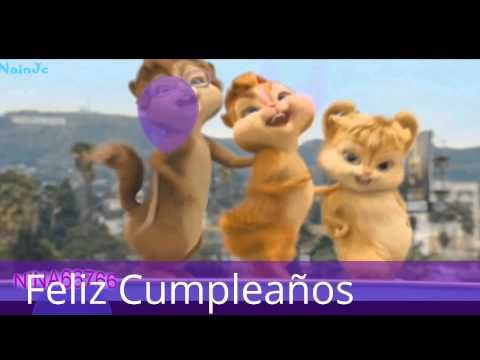 Happy Birthday - Feliz Cumpleaños en Ingles - YouTube