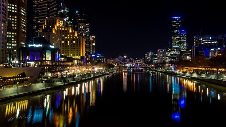 Фотография Yarra River автор Matthias Gaberthüel на 500px