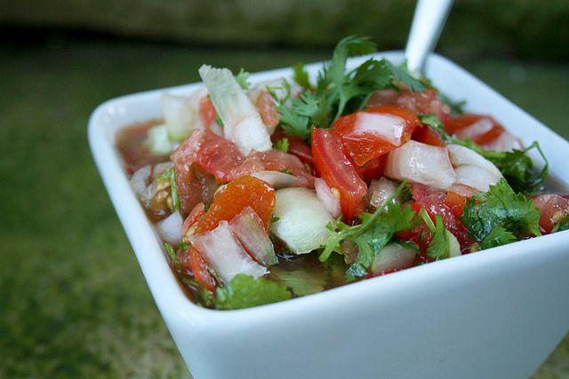 ... pico de gallo fish tacos with pico de gallo and coconut cole slaw