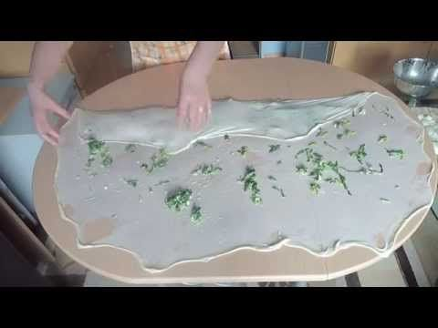 Turkish Potatoes Rolled Borek Recipe Without Oven - YouTube