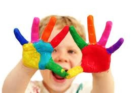 Kids Craft Projects made with your hands.