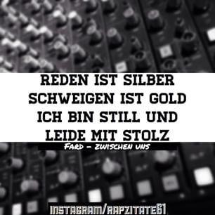 Deutsch rap Zitat