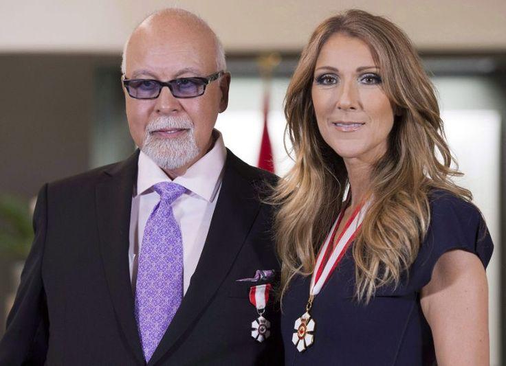 Rene Angelil, husband of Celine Dion, dies in Nevada