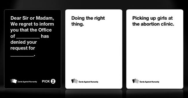 Where to buy cards against humanity online - Cards Against Humanity.