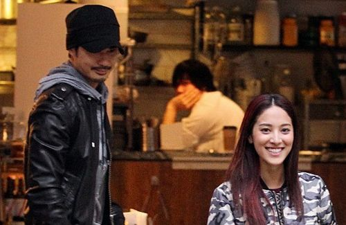 Dating for almost one year, Grace Chan and Kevin Cheng have advanced to living together.