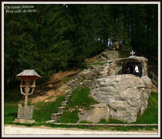 Daniil the Hermit's cave...