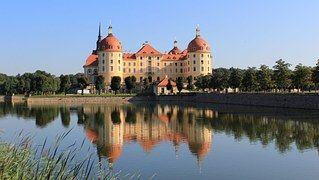 Moritzburg, Burg, Deutschland