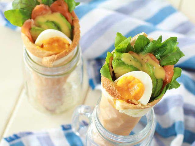 食通のためのグルメメディアdressing「dressing編集部」の記事「エッグベネディクトも片手で食べられる! 今年流行の「ワンハンドフード」の簡単レシピ3選」です。