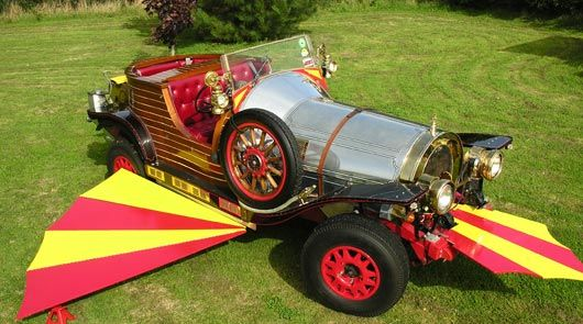Chitty Chitty Bang Bang Tour - Driving Experience | Brit Movie Tours