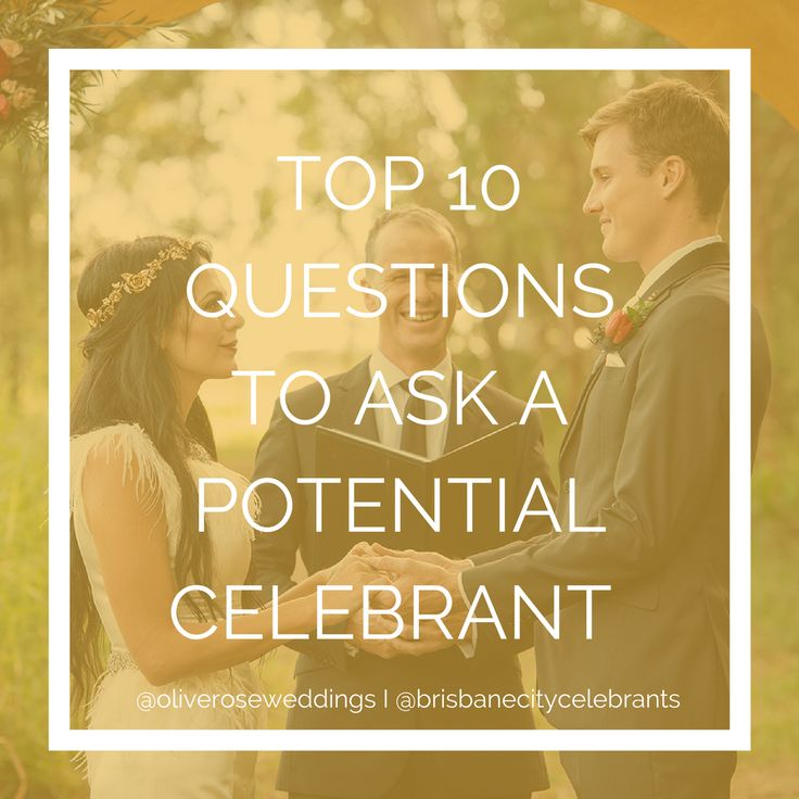 When choosing your wedding vendors you want to be sure you really 'connect' with them and that you're all on the same page when it comes to the role they will be playing on your big day. This is particularly important when it comes to choosing a Celebrant. Your ceremony should be thoroughly enjoyable, for …