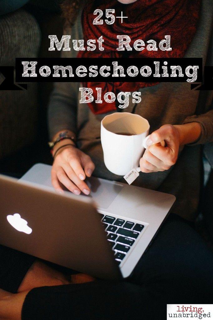 must read homeschooling blogs