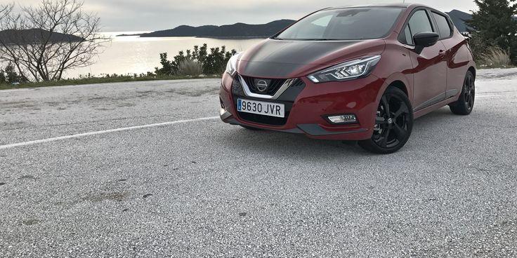 Gennemført ny Nissan Micra
