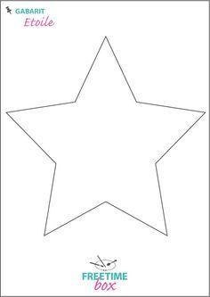 Gut bekannt Plus de 25 idées uniques dans la catégorie Gabarit étoile sur  YA59