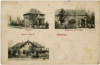 Rákoscsaba; Varga Mihály üzlete | Képcsarnok | Hungaricana
