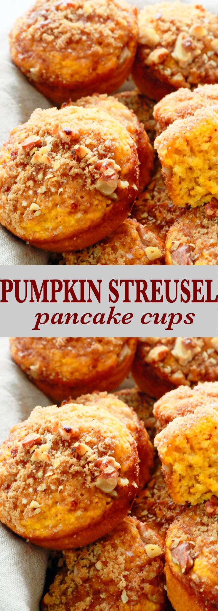 pumpkin pancake | pumpkin recipes | fall breakfast | pancake cups | on the go breakfast | on the go kids | kids breakfast recipes | baked pancakes | easy breakfast recipes | kid friendly breakfast