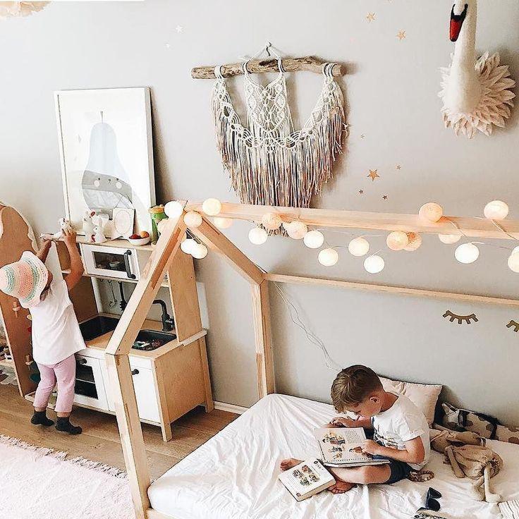 Amazing Wundervolles Farbenspiel im Kinderzimmer der lieben Ilona von elfenkinder Vielen Dank f r dieses wundervolle Foto Deiner good moods Lichterkette