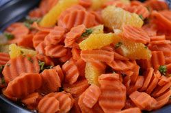MOROCCAN CARROT SALAD: Tasty Moroccan carrot salad goes get as a side ...