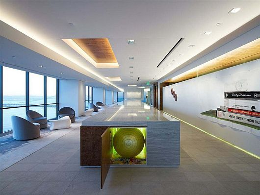 Unique Office Interiors for Artis Capital Management by Rottet Studio