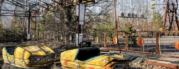Zita Zo ziet Tsjernobyl er 30 jaar later uit Entertainment