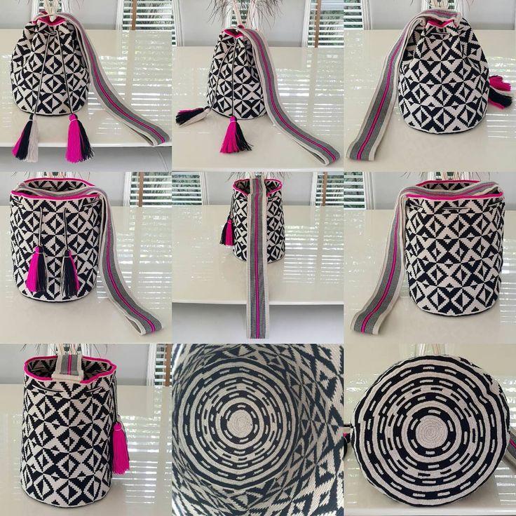 37 отметок «Нравится», 1 комментариев — Wela DD. (@wela.wayuu) в Instagram: «❤️ Wayuu bag Single thread Special design Premium quality size L ^-^ Line ; dharma.ari (WA…»