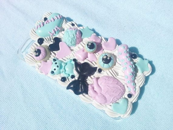 Pastel Goth Phone Case Available For Any Type On Etsy 20 00 In 2018 Pinterest Cases And Ipad