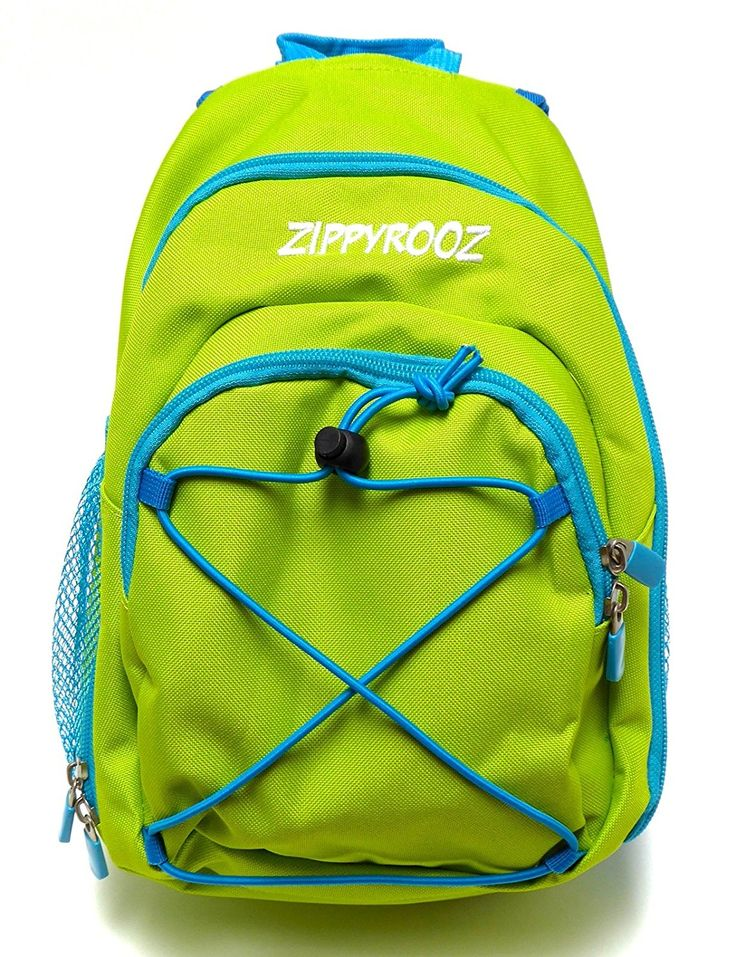 ZippyRooz Toddler and  Little Kids Small Hiking Backpack for Boys and Girls in 2 Colors *** Find out more details by clicking the image : Backpack