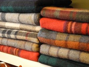 Highland wool