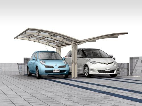 It Is Important To Have Carport Garage Design Protect Your Car From Sunlight And Rain