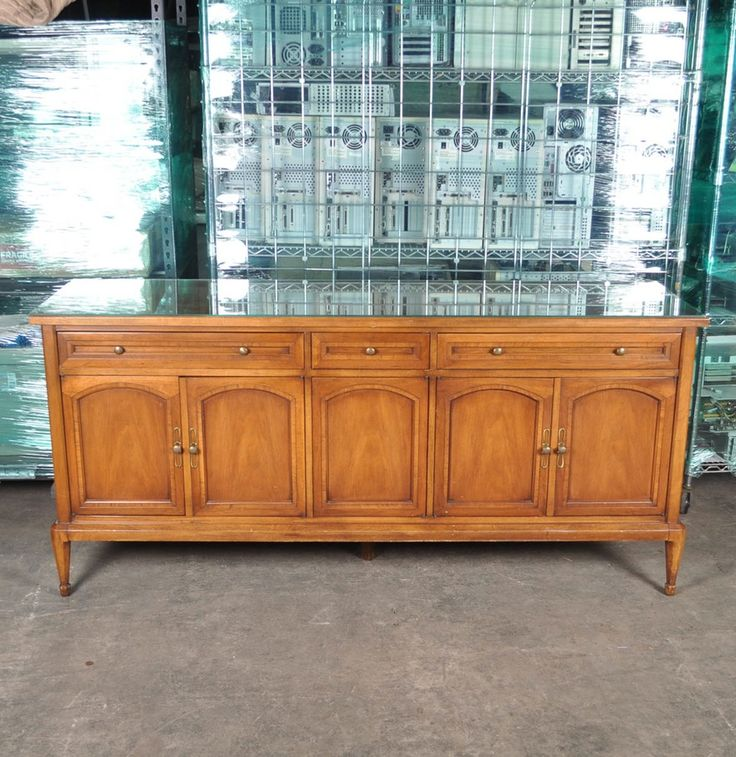 Vintage Buffet By White Furniture Company
